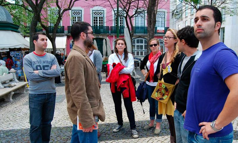 Lisbon-Chillout-Tours