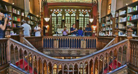 La Librería Más Antigua Del Mundo La Guía De Lisboa